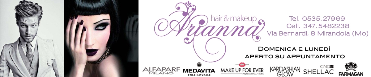 Arianna Hair e Make Up