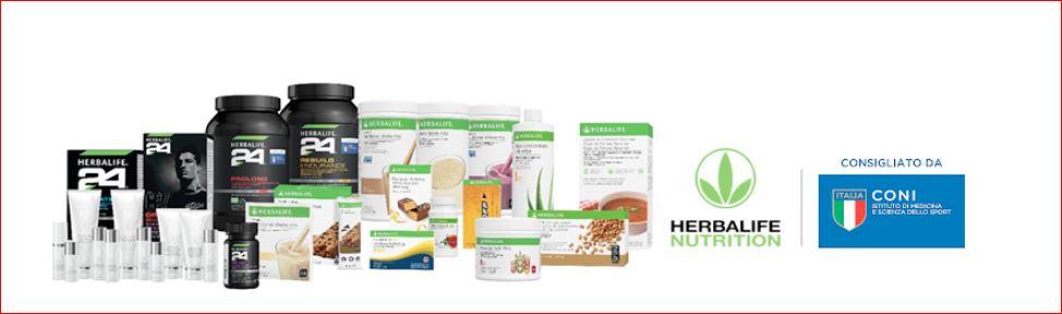 Distributore Indipendente Herbalife - Sandra Bellintani